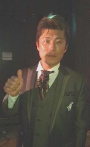 「中野のイケメン」三田ひろしさん